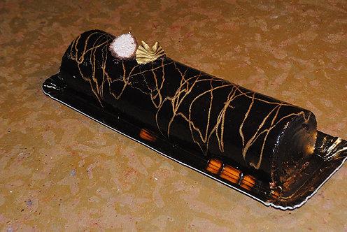Brazo trufa y chocolate
