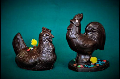 Gallo / Gallina - 200 grs.