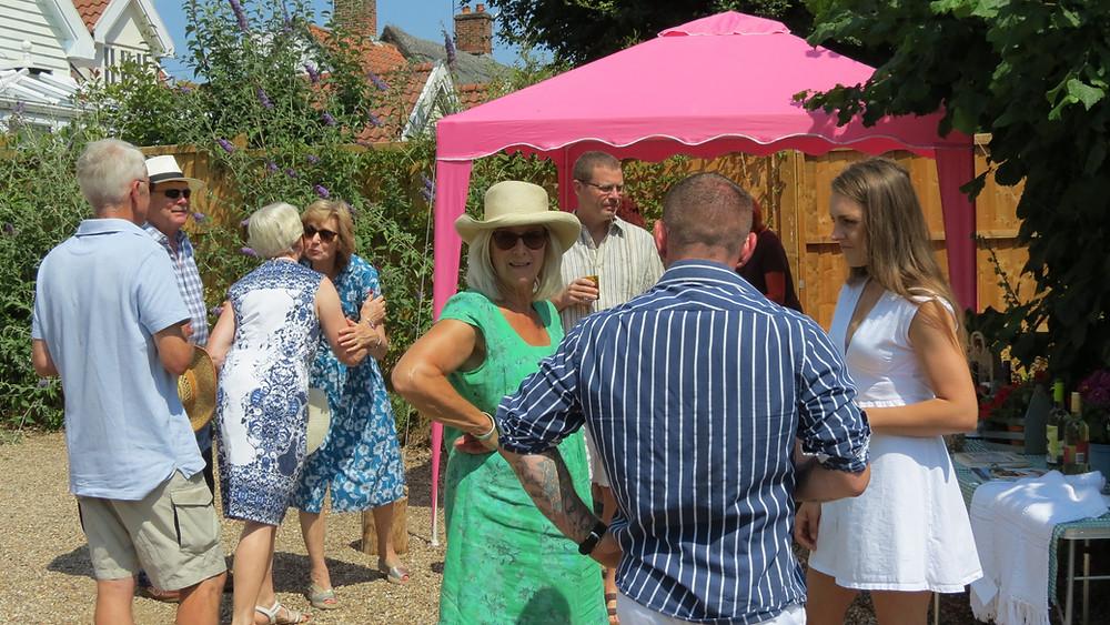 Fund Raising Garden Party