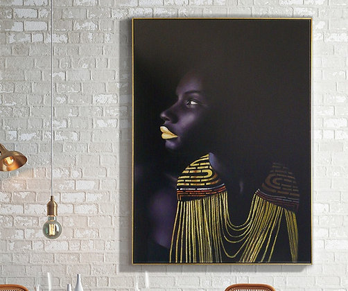 Quadro Himba By Schuller