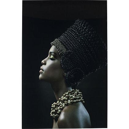 Quadro Royal Headdress Profile By Kare