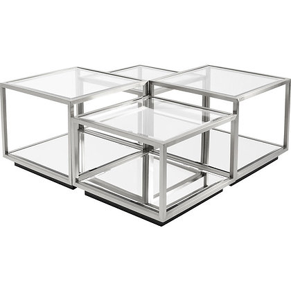 Set/4 Tavolini Luigi By Kare