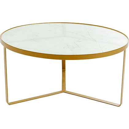 Tavolino Marble 55Ø  By Kare