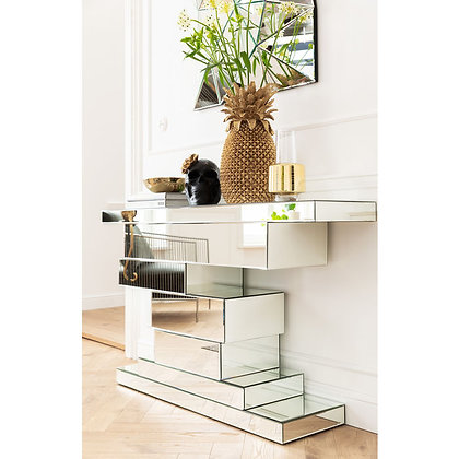 Consolle Brick Mirror By Kare