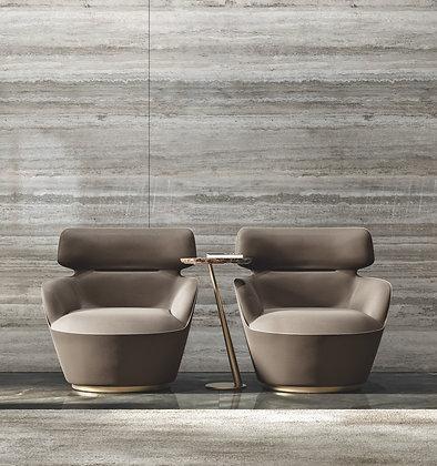 Poltrona Armchair  By Richmond Design Barnini Oseo