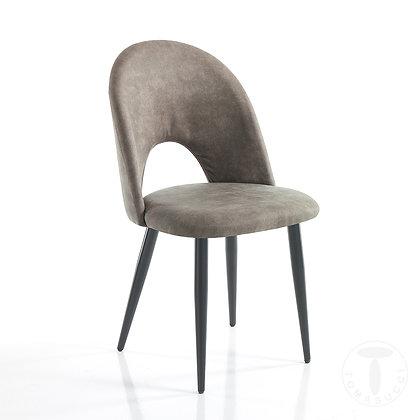 Sedia Nail Old Grey By Tomasucci