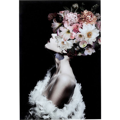Quadro Flowery Beauty By Kare