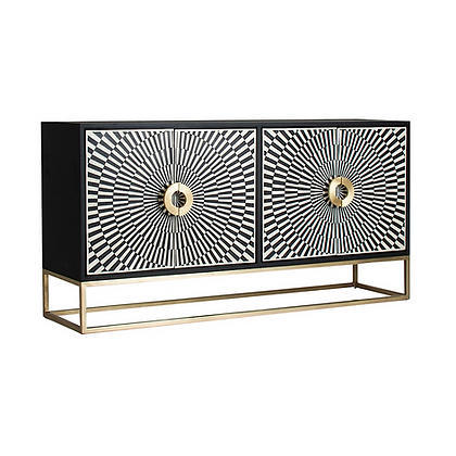 Credenza Rust By Vical
