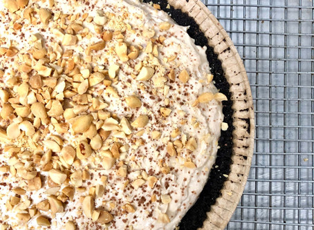 Mom's Peanut Butter Pie 2.0