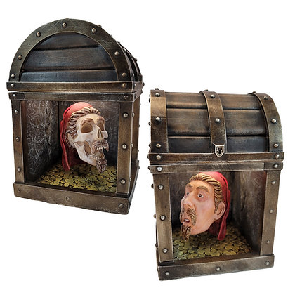 Cursed Treasure Box