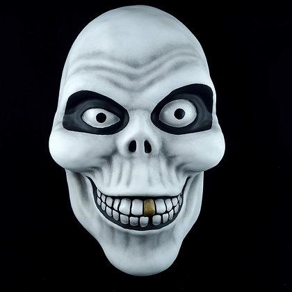 Hatbox Ghost Vacuform Mask - Black/White