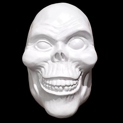 Hatbox Ghost Vacuform Mask - Unpainted