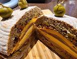 Vegan Muffuletta Sandwich