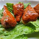 Nourish Vegan Maple Garlic Wings