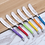 Thumbnail: Laguiole Stainless Steel  Cheese Spreader/Slicer/Cutter - 6pcs set