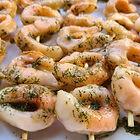 Nourish Vegan Dill Shrimp
