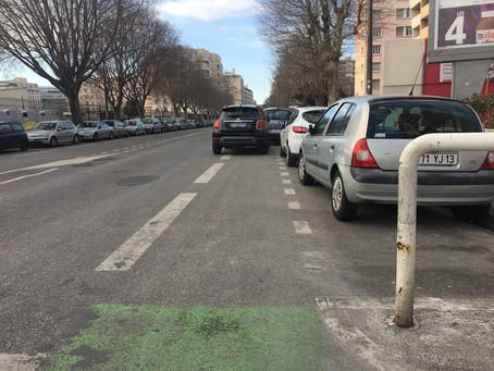 Marseille, l'enfer du cycliste ?