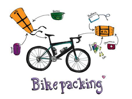 Bikepacking : de l'Ardèche à la Bourgogne