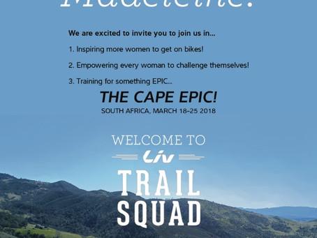 Objectif Cape Epic 2018