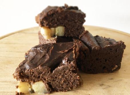 J'ai testé le fondant chocolat - banane et... avocat !