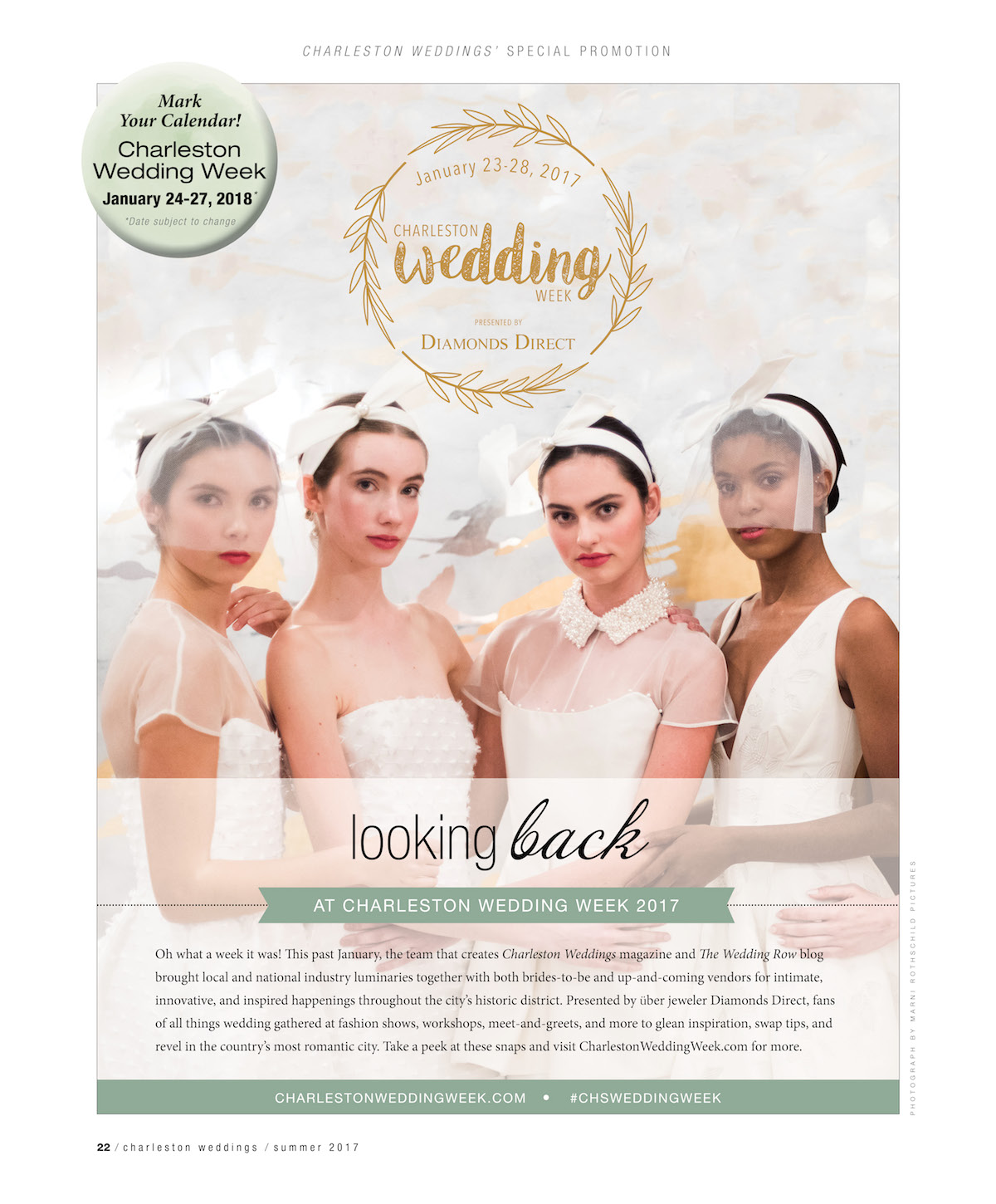 Charleston Wedding Magazine