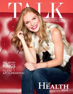Talk Greenville Magazine Cover