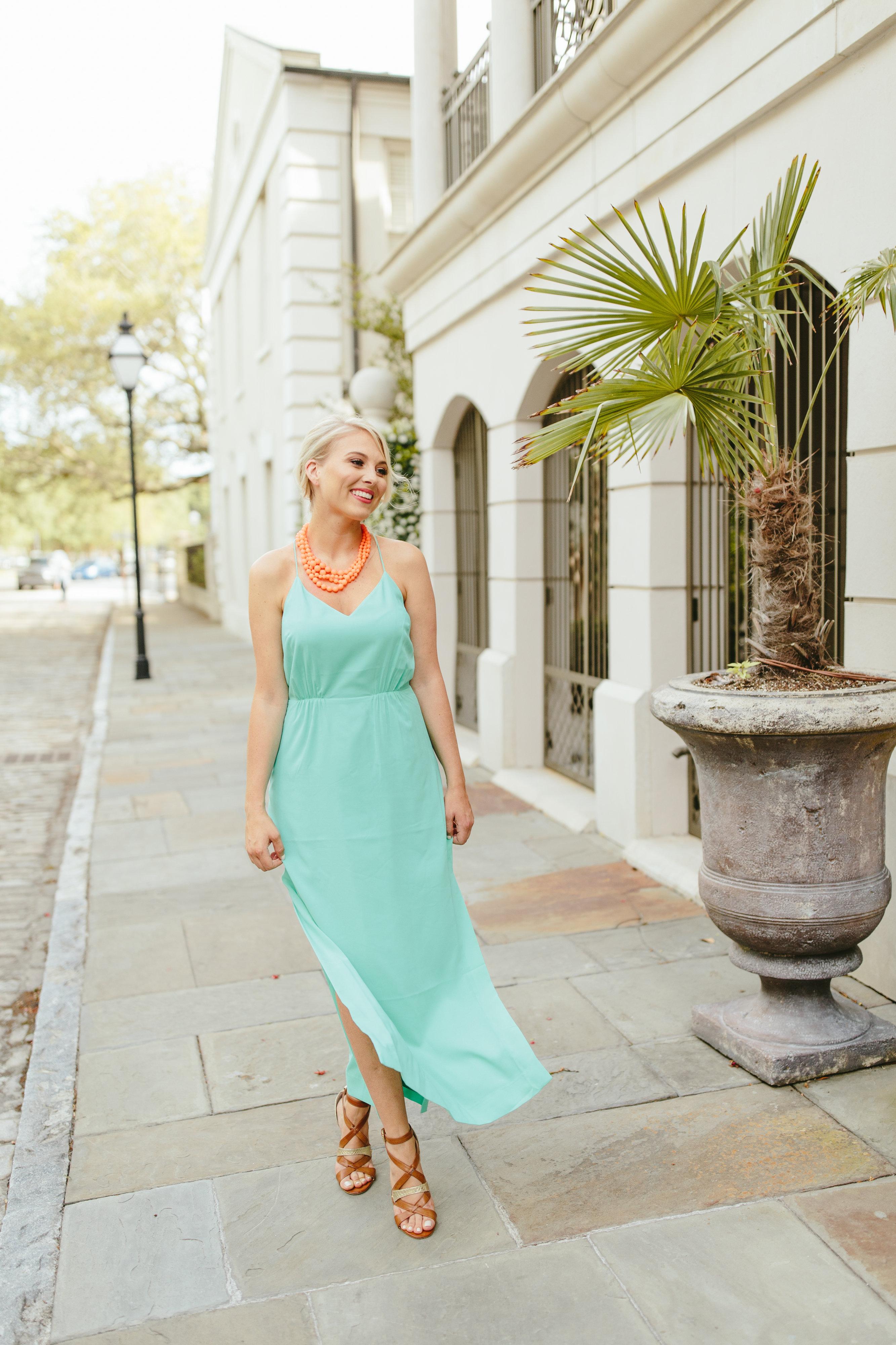 Charleston Blonde