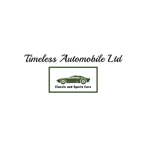 Timeless Automobile Logo