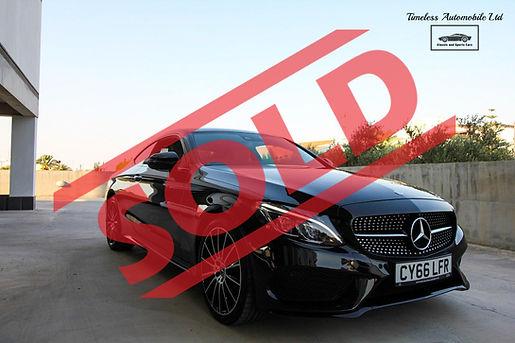 Mercedes-Benz C250d AMG Line