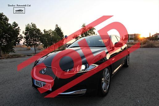 Jaguar XF 2.2TD Luxury