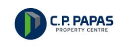 C.P. Papas Property Centre Logo