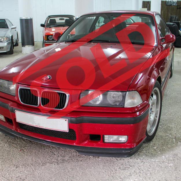 BMW E36 M3 Evolution GT2 Imola Individual 21/50
