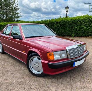 Mercedes-Benz 190E 2.5-16 Cosworth