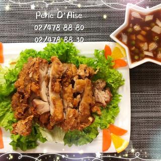 307 - Poulet grillé sauce Hoi-Sin