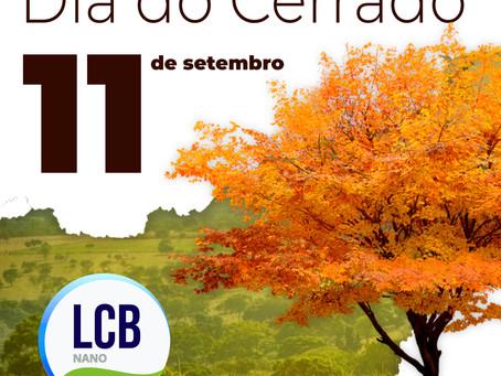 11 de setembro - Dia do Cerrado!