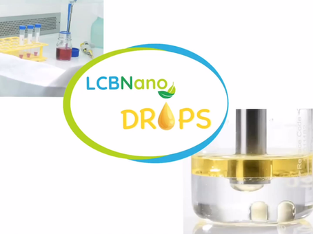 Nano Drops - Nanoémulsion et cancer 🇫🇷