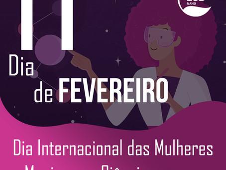 Dia Internacional das Mulheres e Meninas na Ciência
