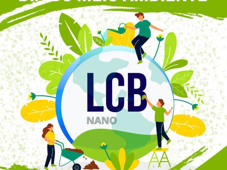 LCBNano - Dia do Meio Ambiente