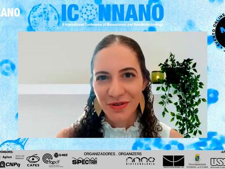 II International Conference of Nanoscience and Nanobiotechnology (ICONNANO)