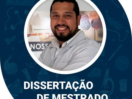 Defesa de Mestrado - Parabéns João Marcos!