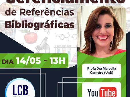 LCBNano | Seminário Aberto - Gerenciamento de Referências Bibliográficas
