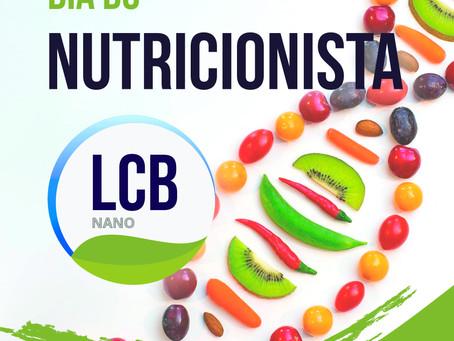 Dia 31 de Agosto - Dia do Nutricionista