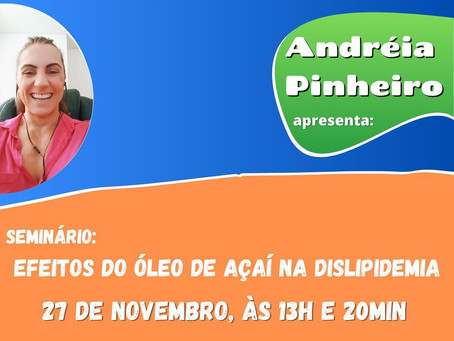 Journal Club LCBNano - Andréia Pinheiro