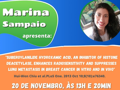 Journal Club LCBNano - Marina Sampaio