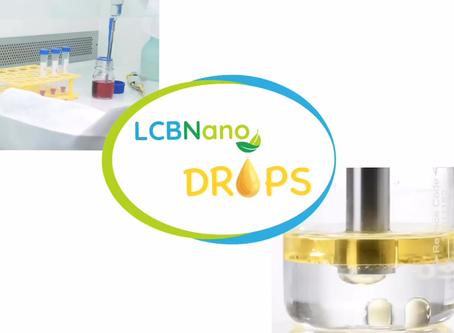 Nano Drops - Nanoemulsão e Câncer 🇧🇷