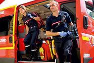 Animation Bal des pompiers
