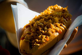 Animation Hot Dogs WSHD FOOD