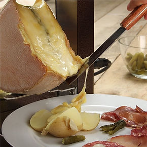 Animation raclette WSHD FOOD