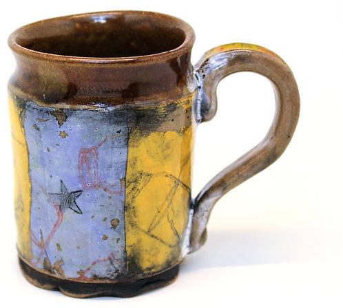 falling jars - mug