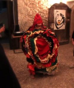 Madonna Vagina in Atina Italy